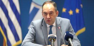 """Πλακιωτάκης: """"Με συγκεκριμένα μέτρα ενισχύσαμε τους ναυτικούς μας"""""""