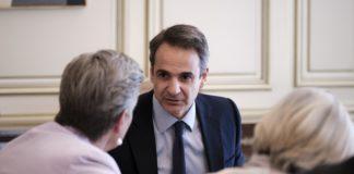 Μητσοτάκης: «Είναι ζήτημα εθνικής ασφάλειας»