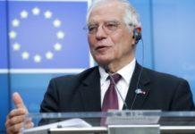 Μπορέλ-Πομπέο: Επείγουσα η ανάγκη να ενισχυθεί η δειθνής συνεργασία