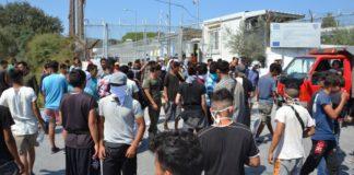 Ένταση στον Έβρο - Τέλος η εξέταση ασύλου για ένα μήνα