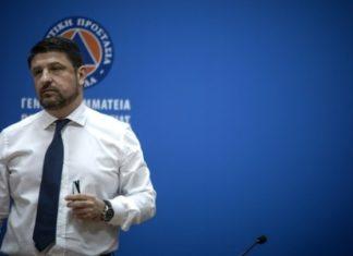 Ν. Χαρδαλιάς από Κοζάνη: Τα περιοριστικά μέτρα σε Δαμασκηνιά και Δραγασιά θα συνεχιστούν για ακόμη μία εβδομάδα