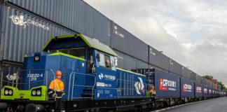 Νέα εμπορική σιδηροδρομική σύνδεση της πόλης Σιάν με την Ιταλία και τη Σουηδία