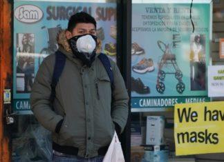 Γαλλία: 107 οι νεκροί λόγω κορονοϊού