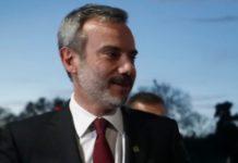 Οι ευχές του δημάρχου Θεσσαλονίκης, Κ. Ζέρβα, στον Άρη