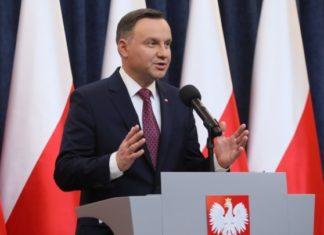 Πολωνία-Covid-19: Ο πρόεδρος Ντούντα αφήνει ανοιχτό το ενδεχόμενο αναβολής των προεδρικών εκλογών