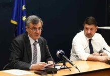Σ. Τσιόδρας: 32 νεκροί, 95 νέα κρούσματα στην Ελλάδα, συνολικά 1.061