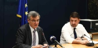 Σ. Τσιόδρας: 56 τα νέα κρούσματα κορονοϊού στην Ελλάδα, 1.212 συνολικά, 43 νεκροί
