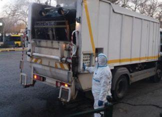 Σε εξάμηνη απολύμανση κάδων, δρόμων και αστικού εξοπλισμού προχωρά ο δήμος Νεάπολης-Συκεών
