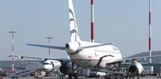 Στην Αθήνα έφθασαν 1,7 εκατ. μάσκες από την Κίνα, με αεροσκάφος της Aegean