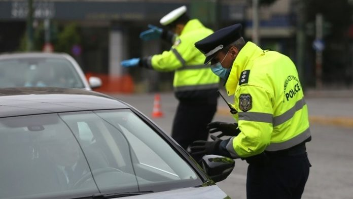 Στις 1.143 οι παραβάσεις απαγόρευσης κυκλοφορίας, 9 συλλήψεις για λειτουργία καταστημάτων