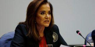 Μπακογιάννη: «Δε θα δεχθούμε πολιτικές που παραβιάζουν το διεθνές δίκαιο»