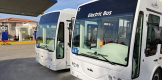 To δεύτερο ηλεκτροκίνητο λεωφορείο απέκτησε ο δήμος Ηρακλείου
