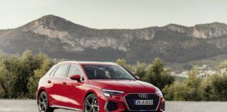 Το νέο Audi A3 είναι ένα premium compact πεντάθυρο χάτσμπακ με σπορ «DNA» και δυναμικό σχεδιασμό