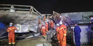 Τουλάχιστον 4 νεκροί από την κατάρρευση ξενοδοχείου στην Κίνα