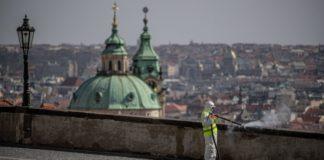Τσεχία-Covid-19: H Πράγα παρατείνει την καραντίνα στη χώρα έως τις 11 Απριλίου