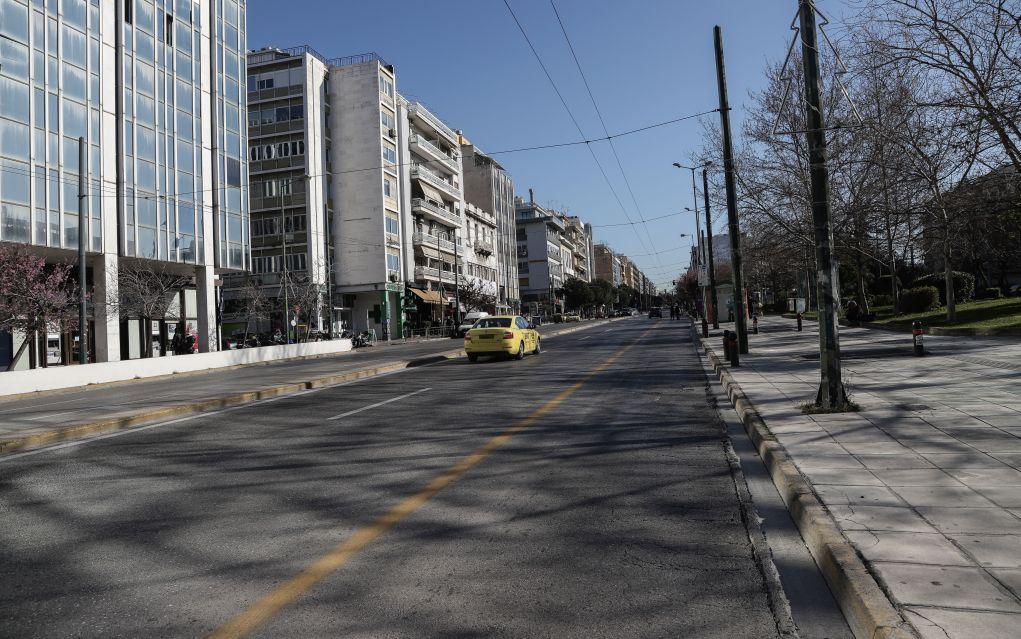 Κλειστά εμπορικά, πόλη – φάντασμα η Αθήνα (pics)