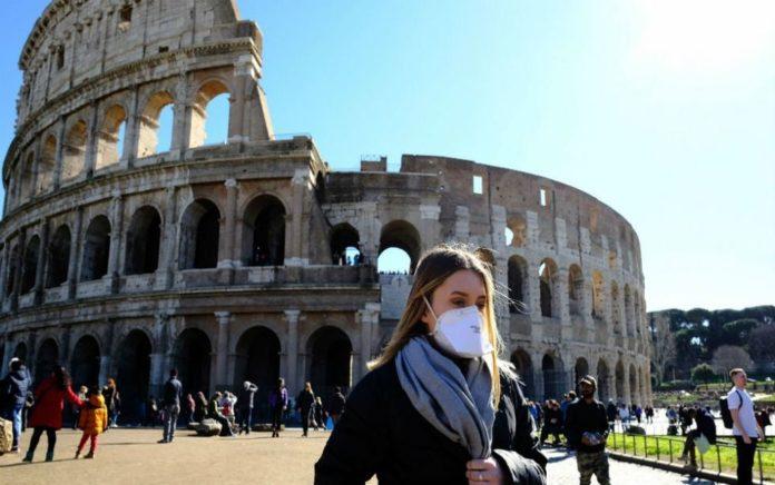 Ιταλία: Μειώνονται οι νεκροίOι Ιταλοί ετοιμάζονται για μερική επιστροφή στην καθημερινότητα