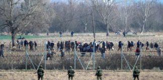 Αναζωπύρωση των ενεργειών παραβίασης των συνόρων στην ελληνοτουρκική μεθόριο