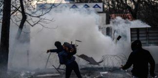 Νέα επεισόδια στον Έβρο - Χτύπησε αστυνομικός