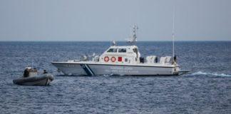 Σύγκρουση σκάφους του Λιμενικού με τουρκική ακταιωρό ανοικτά της Κω (vd)