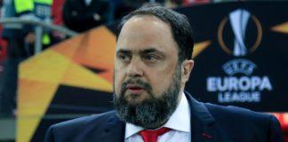 Βαγγέλης Μαρινάκης: «Με 'επισκέφθηκε' ο κοροναϊός»!