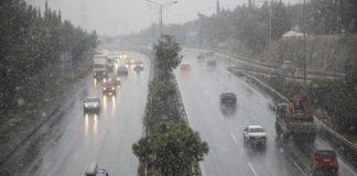 Θεσσαλονίκη: Δύο τροχαία και προβλήματα στην κυκλοφορία