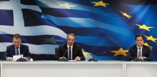 Κορονοϊός: Live οι ανακοινώσεις των νέων οικονομικών μέτρων