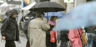 Καιρός: Βροχές και χαμηλές θερμοκρασίες