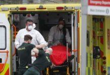 Βρετανία: Νέο αρνητικό ρεκόρ θανάτων (936) από τον κορονοϊό