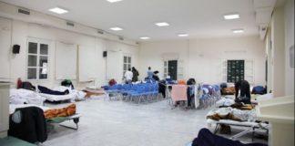 Σε πλήρη λειτουργία η νέα δομή φιλοξενίας αστέγων στον δήμο Θεσ/νίκης