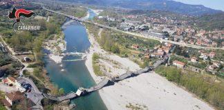 Κατέρρευσε γέφυρα – ήταν άδεια λόγω κορονοϊού