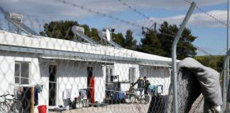 Θετικός στον Covid-19 μετανάστης στη Μαλακάσα– Σε καραντίνα η δομή