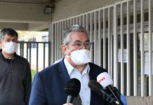Κουτσούμπας: «Ενώνουμε τη φωνή μας με τους εργαζόμενους στα νοσοκομεία»