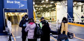 «Στοπ» στους μη μόνιμους κατοίκους στα λιμάνια
