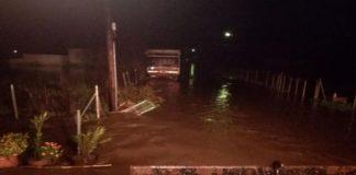 Καταστροφές στη Σιθωνία λόγω κακοκαιρίας (vd & pics)