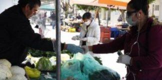 Α. Γεωργιάδης: Θέλουμε ανοιχτές τις λαϊκές αγορές αλλά με τήρηση των μέτρων αποφυγής του συνωστισμού