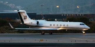 «Αναγκαστική προσγείωση για το αεροπλάνο του Μέσι»