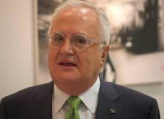 Ανάρρωσε ο πρόεδρος της Τράπεζας Πειραιώς, Γ. Χαντζηνικολάου, ο οποίος είχε προσβληθεί από κορονοϊό