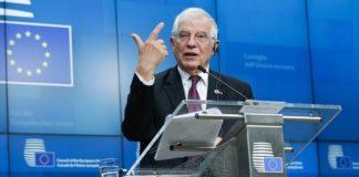 Απάντηση του αντιπροέδρου της Κομισιόν Μπορέλ σε ερωτήσεις του Μ. Κεφαλογιάννη για τις ενέργειες της Τουρκίας
