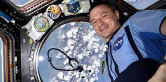 Από τον Διεθνή Διαστημικό Σταθμό, τιμή στους γιατρούς και νοσηλευτές