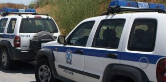 Αστυνομικές δυνάμεις απέκλεισαν το χωριό Φούστανη στην Πέλλα