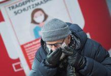 Αυστρία-κορονοϊός: Το 10% των προσβληθέντων νοσηλεύεται, 200 βρίσκονται σε ΜΕΘ, 146 νεκροί