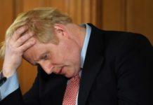 «Αυτή ήταν μια θλιβερή, πολύ θλιβερή μέρα», δηλώνει ο πρωθυπουργός Τζόνσον μετά τον αριθμό ρεκόρ θανάτων