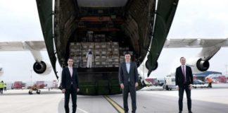 Β. Κικίλιας: Εξασφαλίσαμε άλλο ένα μεγάλο φορτίο υγειονομικού υλικού