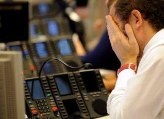 Βουτιά στα χρηματιστήρια καθώς οι ανησυχίες για τον κορονοϊό χτύπουν και πάλι τις αγορές