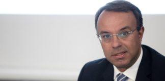 Χρ. Σταϊκούρας: Ρίχνουμε σταδιακά τα όπλα στη μάχη - Ρυθμίσεις για τις ανασταλείσες λόγω κορονοϊού οφειλές