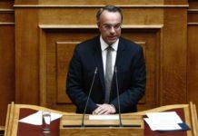 Χρ. Σταϊκούρας: Στηρίζουμε την κοινωνία και την οικονομία με αίσθημα δικαίου