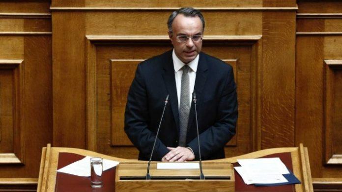 Βολές Σταϊκούρα προς ΣΥΡΙΖΑ: Οι προτάσεις του είναι αίολες