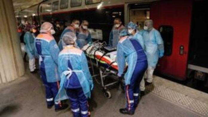 Μόσχα: Πάνω από 18.000 ασθενείς σε σοβαρή κατάσταση
