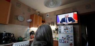 Διάγγελμα Πούτιν προς τον ρωσικό λαό και επικοινωνία με ξένους ηγέτες